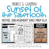 Sunset of the Sabertooth NO PREP (ELA)