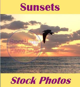 Sunsets - 20 Photo Bundle for Personal & Commercial Use