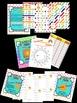 Math Fact Fluency Bundle:  Sunshine Addition & Cloudy Subtraction