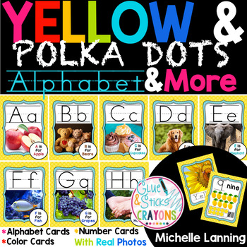 Sunshine Alphabet,Colors and Numbers with Real photos!