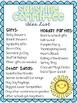 Sunshine Committee Ideas