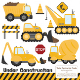 Sunshine Construction Clipart & Vectors
