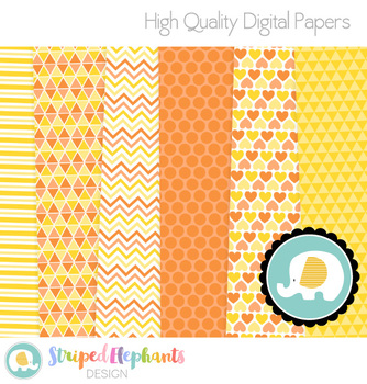 Sunshine Digital Papers