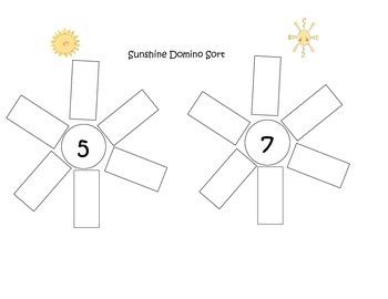 Sunshine Domino Sorting