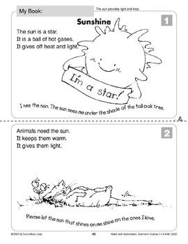 Sunshine (Earth & Space Science/Sun)