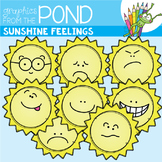 Sunshine Feelings Clipart