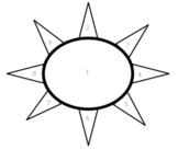 Sunshine Glyph - Party Busy Work