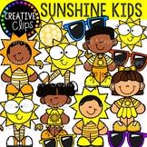 Sunshine Kids {Creative Clips Clipart}