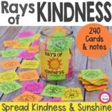 Sunshine Kindness Confetti- Kindness Activity