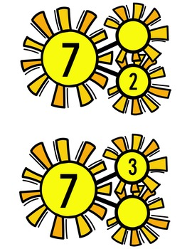 Sunshine Number Bonds