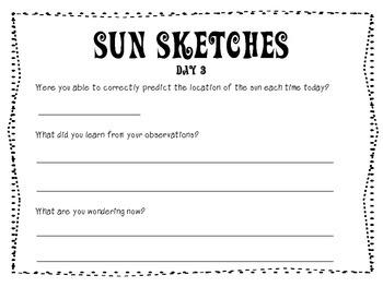 Sunshine Sketches