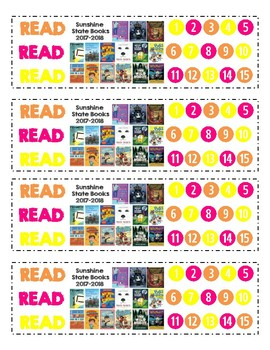 Sunshine State Books Bundle 2017-2018