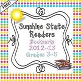 Sunshine State Readers Bookmarks Grades 3-5