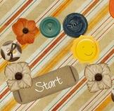 Sunshine Stripes Gameboard