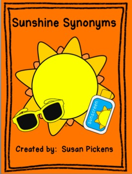 Sunshine Synonyms