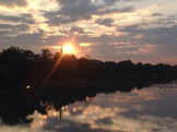 Sunshine! Video Good Morning Chiang Mai and  Mae Ping River 2014