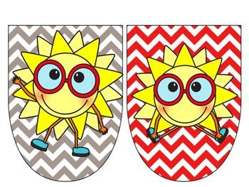 Sunshine pennants
