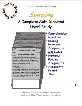 Sunwing: A Complete Novel Study