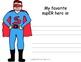 Sup-ER Hero Word Study