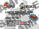 Supe-Up Your Sentences