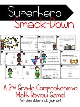 Supehero Smackdown Comprehensive Review