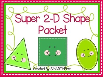 Super 2-D Shape Packet