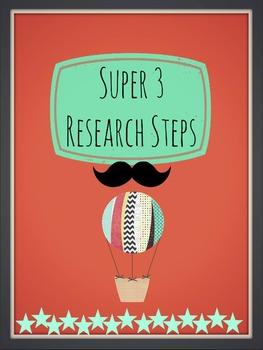 Super 3 Research Skills