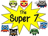 Super 7 Singapore Math Problem Solving Steps