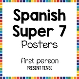 Super 7 Spanish Poster - 1st Person