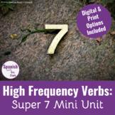 Super 7 Verb Mini-Unit *Digital/distance learning options*