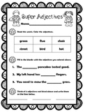 Super Adjectives
