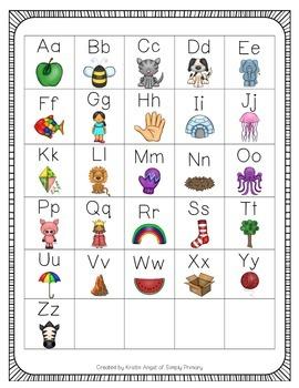Super Alphabet Practice Pack