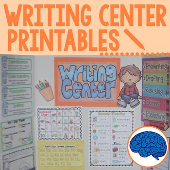 Writing Center (Print & Go)
