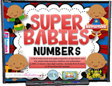 Super Baby Numbers Smart Board Game