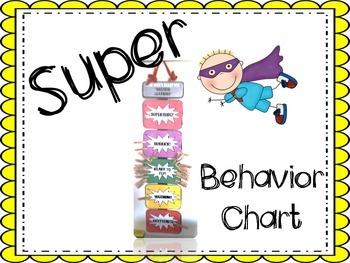 Super Behavior Chart