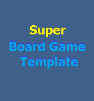 Super Board Game Template