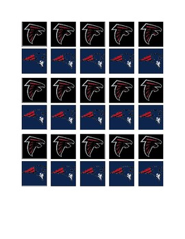 Super Bowl 2017 Graphing Activity