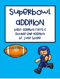 Super Bowl 2018 Addition Practice