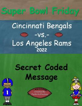Super Bowl 2018 Secret Coded Message