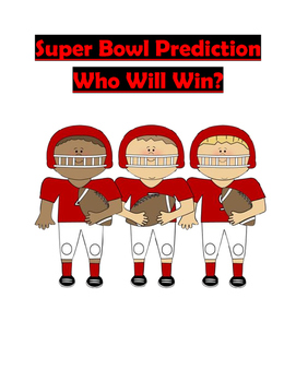 Super Bowl 50 Prediction