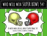 Super Bowl Math: Super Bowl 52