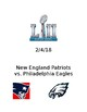 Super Bowl 52 Math