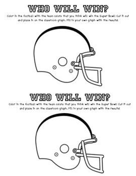 Super Bowl Activities