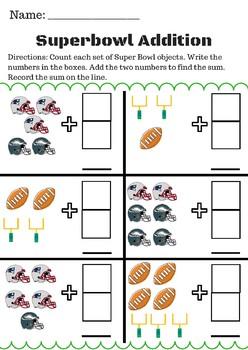 Super Bowl Addition