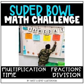 Super Bowl Challenge!