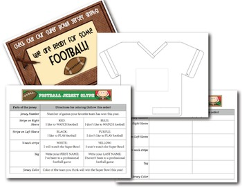 Super Bowl {Classroom Resources for the Big Football Game}