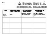 Super Bowl Commercial Challenge
