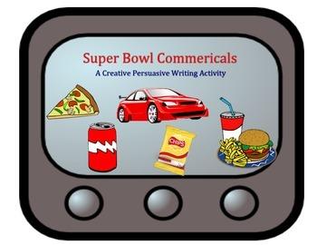 Super Bowl Commercials: A Persuasive Writing Activity