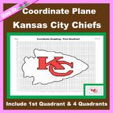 Super Bowl Coordinate Graphing Picture: Kansas City Chiefs