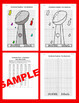 Super Bowl Coordinate Graphing Picture: Super Bowl Trophy